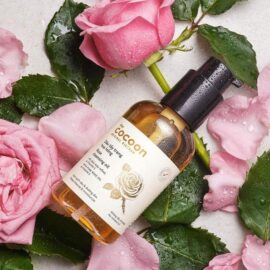 Dầu Tẩy Trang Hoa Hồng Cocoon Rose Cleansing Oil 140mL