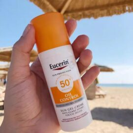 Kem Chống Nắng Eucerin Sun Protection Oil Control Dry Touch Sun Gel-Cream SPF 50+ 50mL