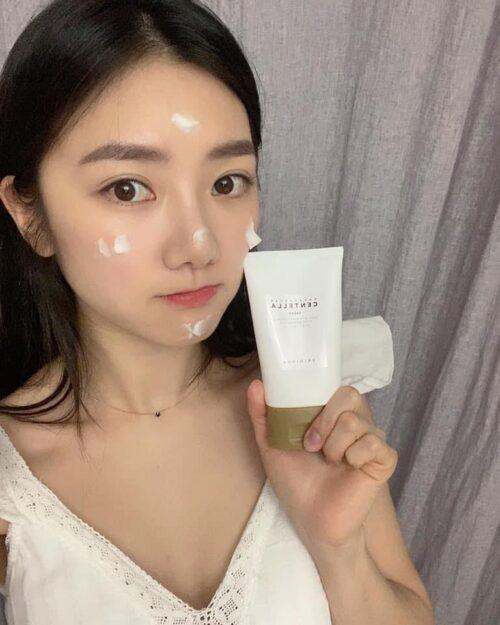 Kem Dưỡng Rau Má Skin1004 Madagascar Centella Cream 75mL