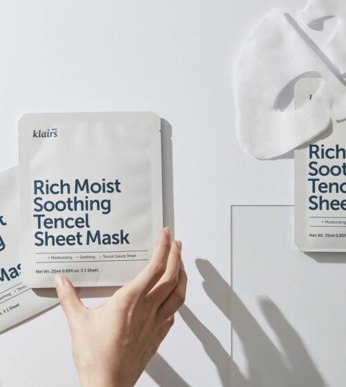 Mặt Nạ Klairs Rich Moist Soothing Tencel Sheet Mask