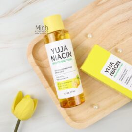 Nước Hoa Hồng SOME BY MI Yuja Niacin 30 Days Miracle Brightening Toner 150mL