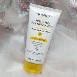 Kem Chống Nắng Cho Mặt Và Body KIEHL'S Activated Sun Protector Sunscreen SPF50 - 5mL