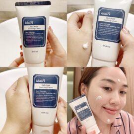 Kem Dưỡng Cấp Ẩm Chuyên Sâu Klairs Rich Moist Soothing Cream 60mL