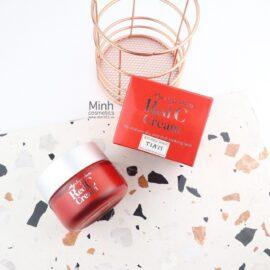 Kem Dưỡng Sáng Da Mờ Thâm TIAM My Signature Red C Cream 50mL