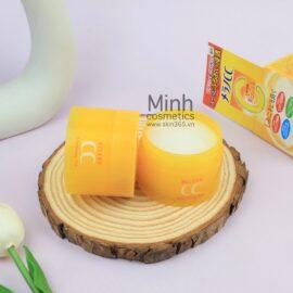 Kem Dưỡng Trắng Da Mờ Thâm Rohto CC Melano Vitamin C Brightening Gel 100g