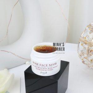Mặt Nạ Hoa Hồng Dưỡng Ẩm Fresh Rose Face Mask 15mL