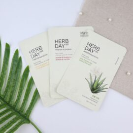 Mặt Nạ The Face Shop Herb Day 365 Master Blending Face Mask