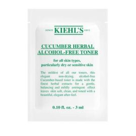 Nước Hoa Hồng Kiehl's Cucumber Herbal Alcohol-Free Toner 3mL