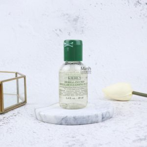Nước Tẩy Trang Kiehl's Herbal Infused Micellar Cleansing Water 40mL