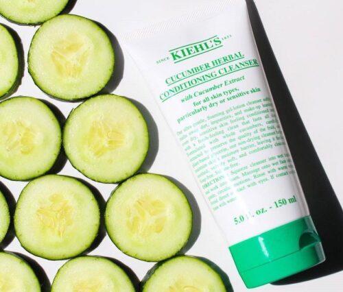 Sữa Rửa Mặt KIEHL'S Cucumber Herbal Conditioning Cleanser 30mL