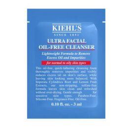 Sữa Rửa Mặt Kiehl's Ultra Facial Oil-free Cleanser 3mL
