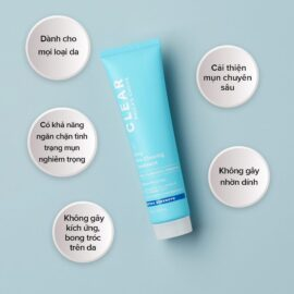 Kem Chấm Mụn Paula's Choice Clear Extra Strength Daily Skin Clearing Treatment With 5% Benzoyl Peroxide 67mL