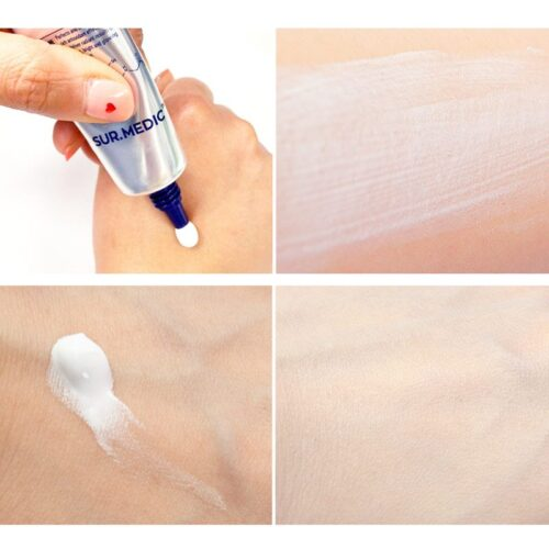 Kem Dưỡng Trắng Nâng Tone Da Sur.Medic + Super Glutathione 100 Bright Tone Up Cream 40mL