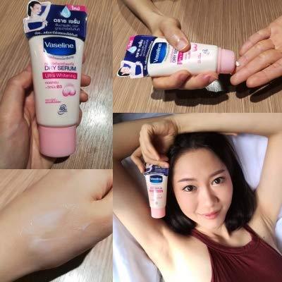Serum Dưỡng Trắng Vùng Nách Vaseline Dry 48h 50mL