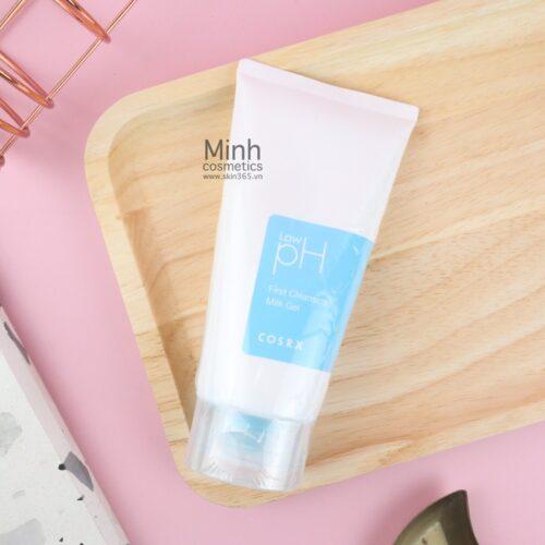Sữa Tẩy Trang Dịu Nhẹ COSRX Low pH First Cleansing Milk Gel - 150mL