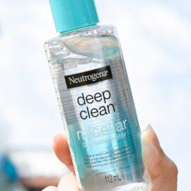 Nước Tẩy Trang Làm Sạch Sâu Neutrogena Deep Clean Micellar Purifying Water 112mL