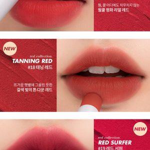 Romand Zero Matte Lipstick