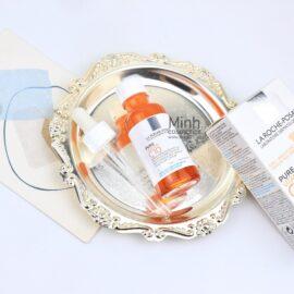 Serum Dưỡng Sáng Và Chống Lão Hóa La Roche-Posay Pure Vitamin C10 30mL