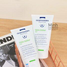 Sữa Rửa Mặt Isis Pharma TeenDerm Gel 150ml