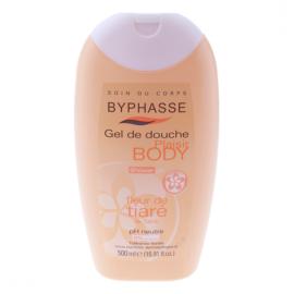 Sữa Tắm Byphasse Shower Gel Tiare Flower 500mL