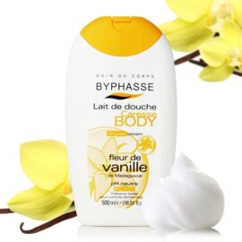 Sữa Tắm Byphasse Shower Lotion Vanilla Flower 500mL