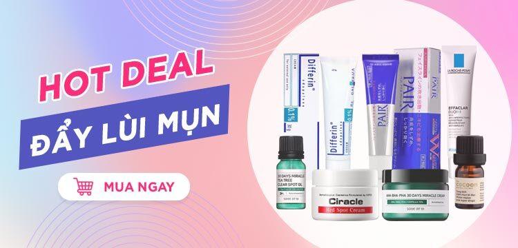 Skin365 sản phẩm trị mụn